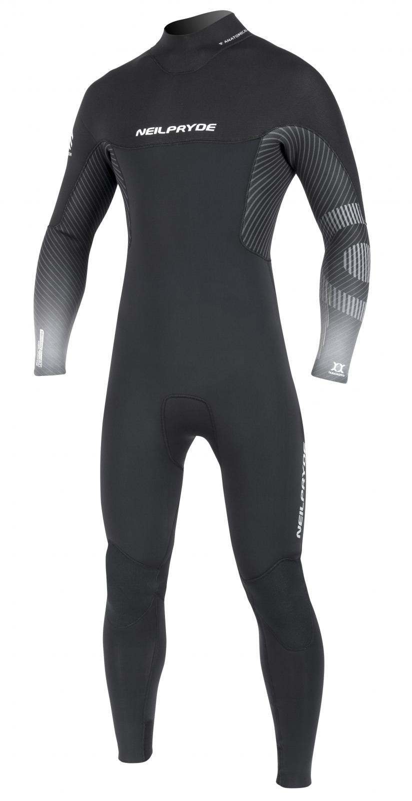 Neilpryde wetsuit Mission 5/4