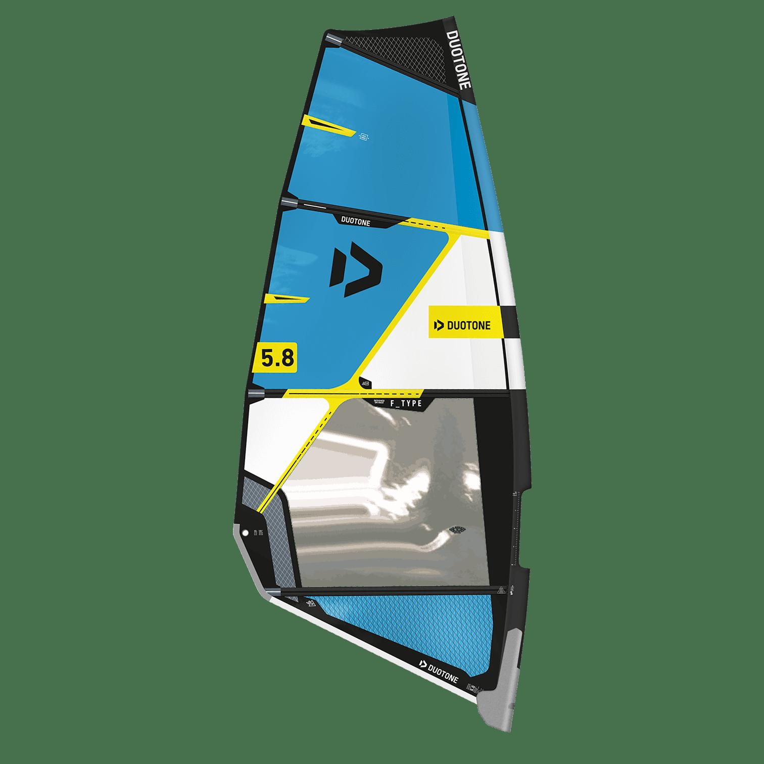 Duotone F-Type Foil zeil