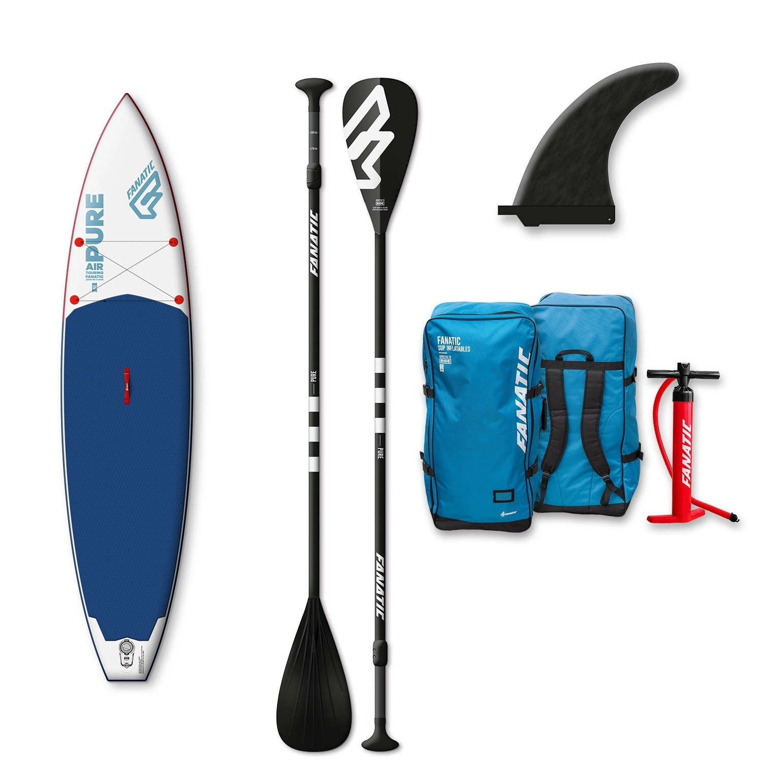 Fanatic Sup Pure Air Touring 11.6 compleet