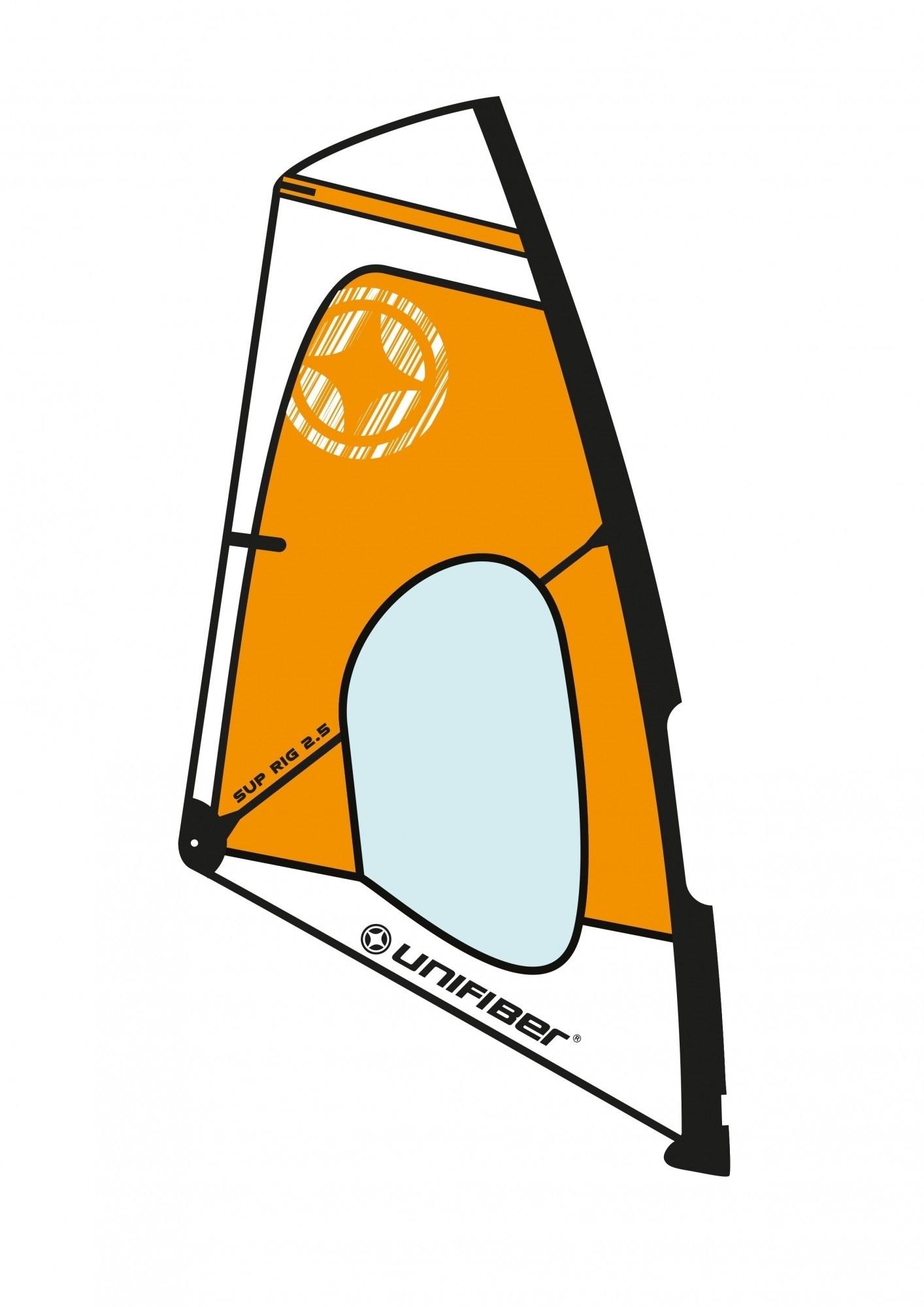 Windsurf compleet Dacron Tuigage SUP
