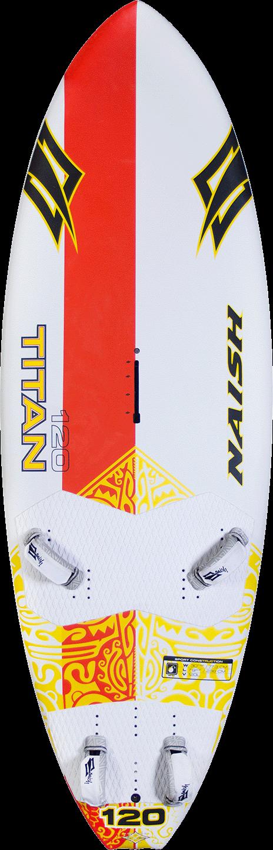 Naish Windsurfboard Titan Sport