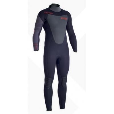Ion wetsuit Element 5.5 2015 zwart