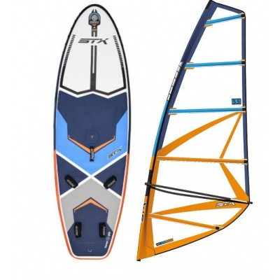 Foto van Complete Windsurf Set Inflatable