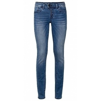 Tomtailor aanbieding dames jeans Slim Alexa