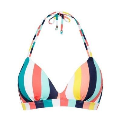 Foto van Beachlife Candy Stripe halter bikinitop