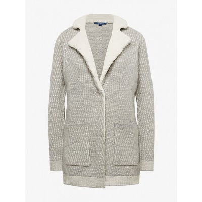 Tom Tailor dames vest Teddyfur