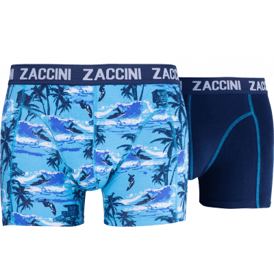 Foto van Zaccini heren ondergoed 2 pack surfing