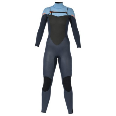 Foto van Prolimit dames wetsuit front zip Fire 4/3 mm.