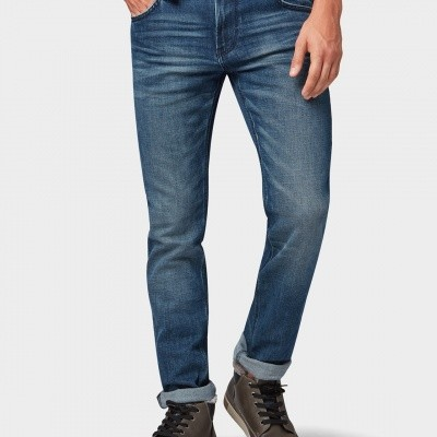 Foto van Tom Tailor heren jeans Slim Aedan