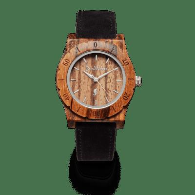 Foto van Burnwoods horloge Venus Zebra
