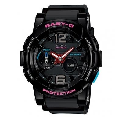 Foto van Baby G Shock horloge BGA-180-1BER