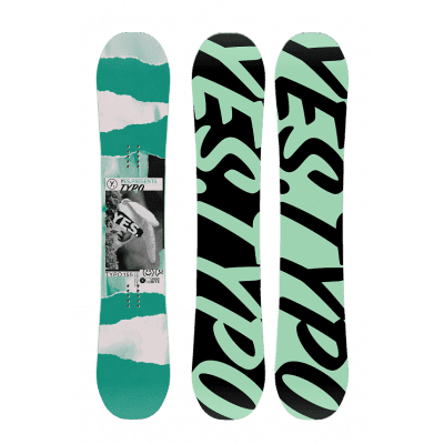 Yes snowboard Typo 2020