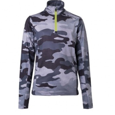 Foto van Brunotti heren fleece Terni Camo