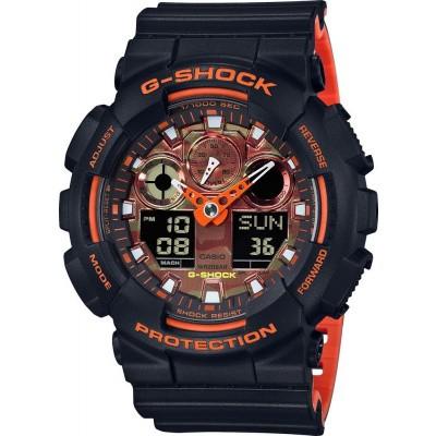 Foto van G-Shock horloge GA-100BR-1AER
