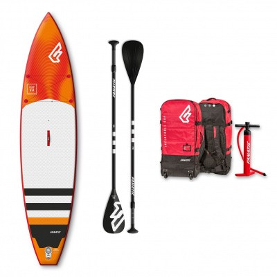 Foto van Fanatic Wind/Sup board compleet Ray Air Premium