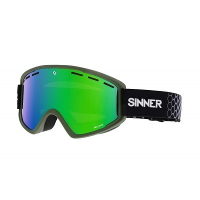 Sinner Goggle Skibril Bellevue