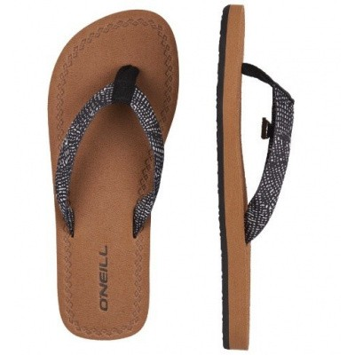 O'Neill dames slippers Woven Straps