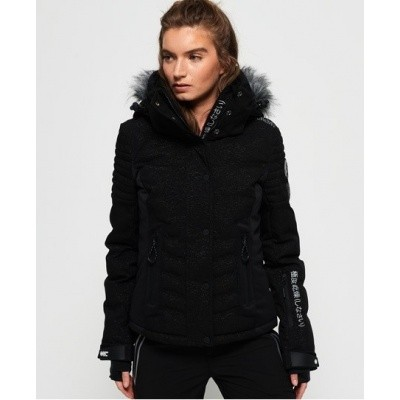 Superdry dames Ski-jas Luxe Puffer