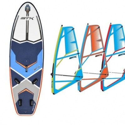 Foto van STX Complete beginners Windsurfset