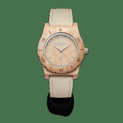 Foto van Burnwoods horloge Venus Maple