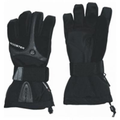 Foto van Booster heren wintersport handschoenen Hood