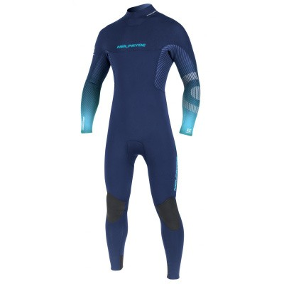 Neilpryde wetsuit Mission 5/4 back zip
