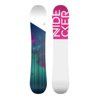 Nidecker dames snowboard Angel 2018