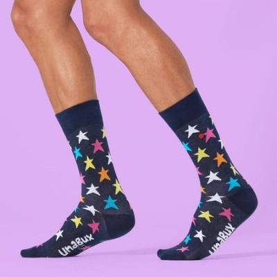 Foto van Unibux sokken Starcolor
