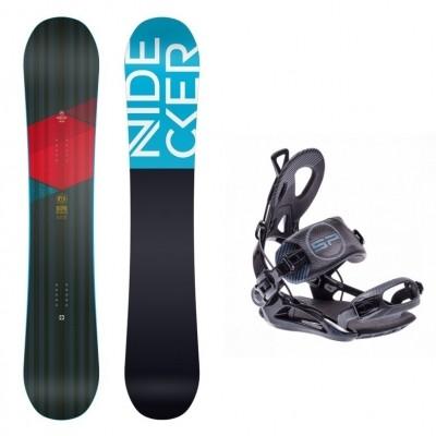 Foto van Complete snowboardset Score+SP private bindingen