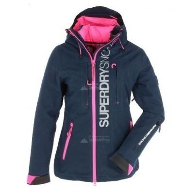 Foto van Superdry dames wintersport jas Multi Jacket