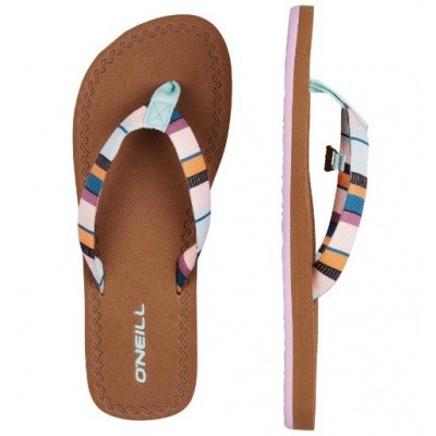 Foto van O'Neill dames slippers Woven Straps