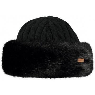 Barts dames wintermuts Fur Cable Bandhat