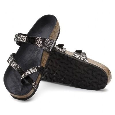 Foto van Birkenstock dames sandaal Mayari Metallic