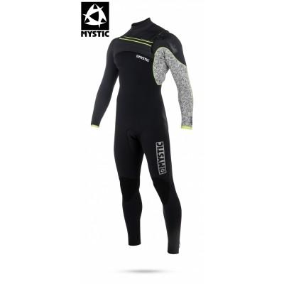 Foto van Mystic wetsuit Drip front-zip 4/3
