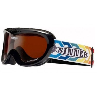 ​Sinner kinder goggle Mighty matt black.