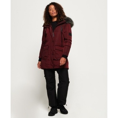 Foto van Superdry Antarctic Explorer Down parka jas
