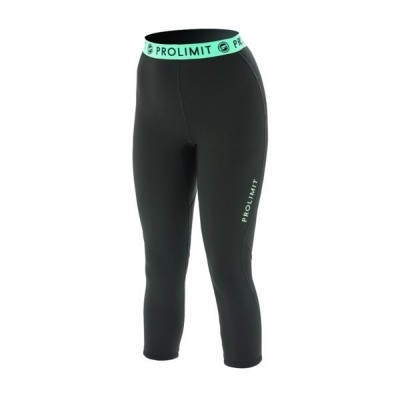 Foto van Prolimit dames SUP 1 mm. 3/4 lange broek
