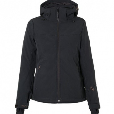 Foto van Brunotti wintersport-jas softshell Aries