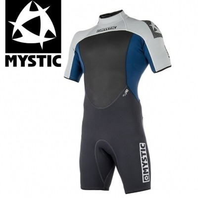 Foto van Mystic Brand Shorty 3/2 back-zip