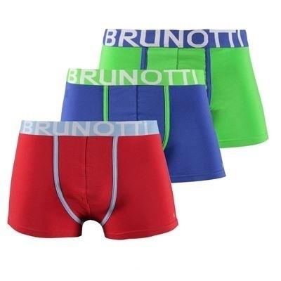 Foto van Brunotti underwear Simons-Sido 3 pack multi