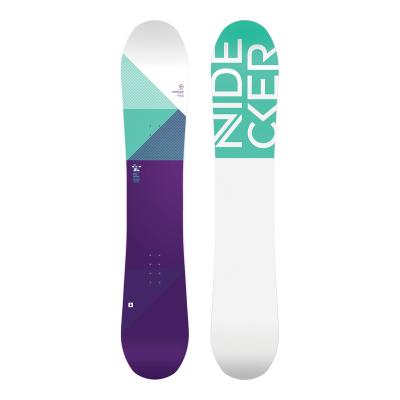 Foto van Nidecker dames snowboard Elle 2018
