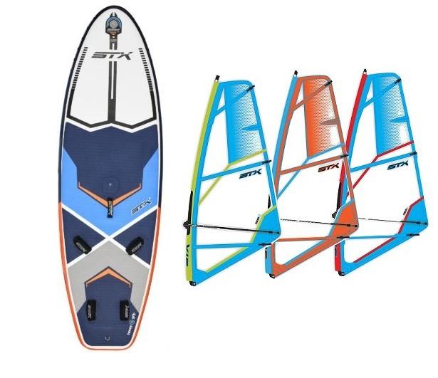STX Complete beginners Windsurfset