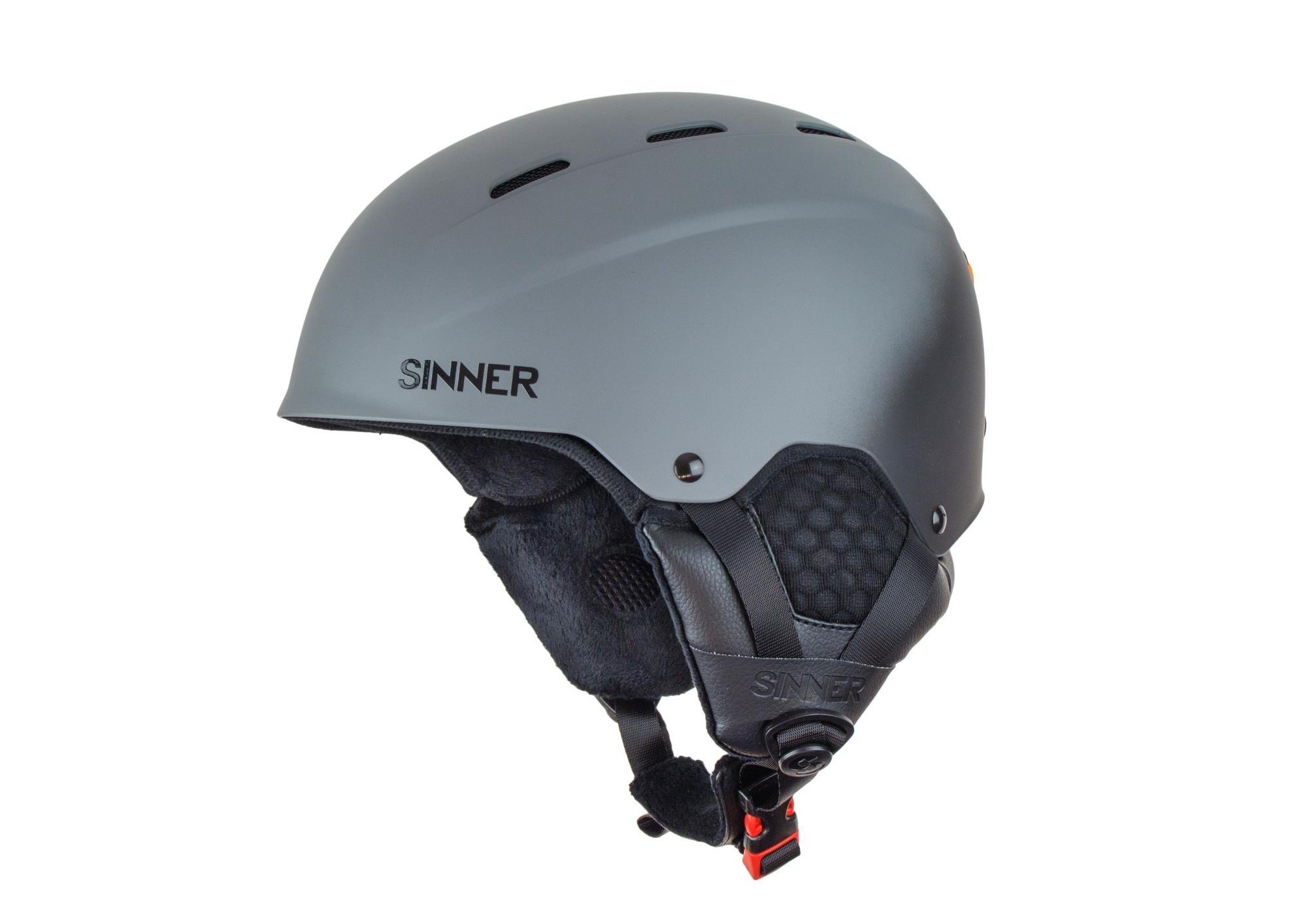 Sinner ski-snowboardhelm Typhoon