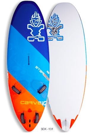 Starboard Carve IQ 3DX 2018