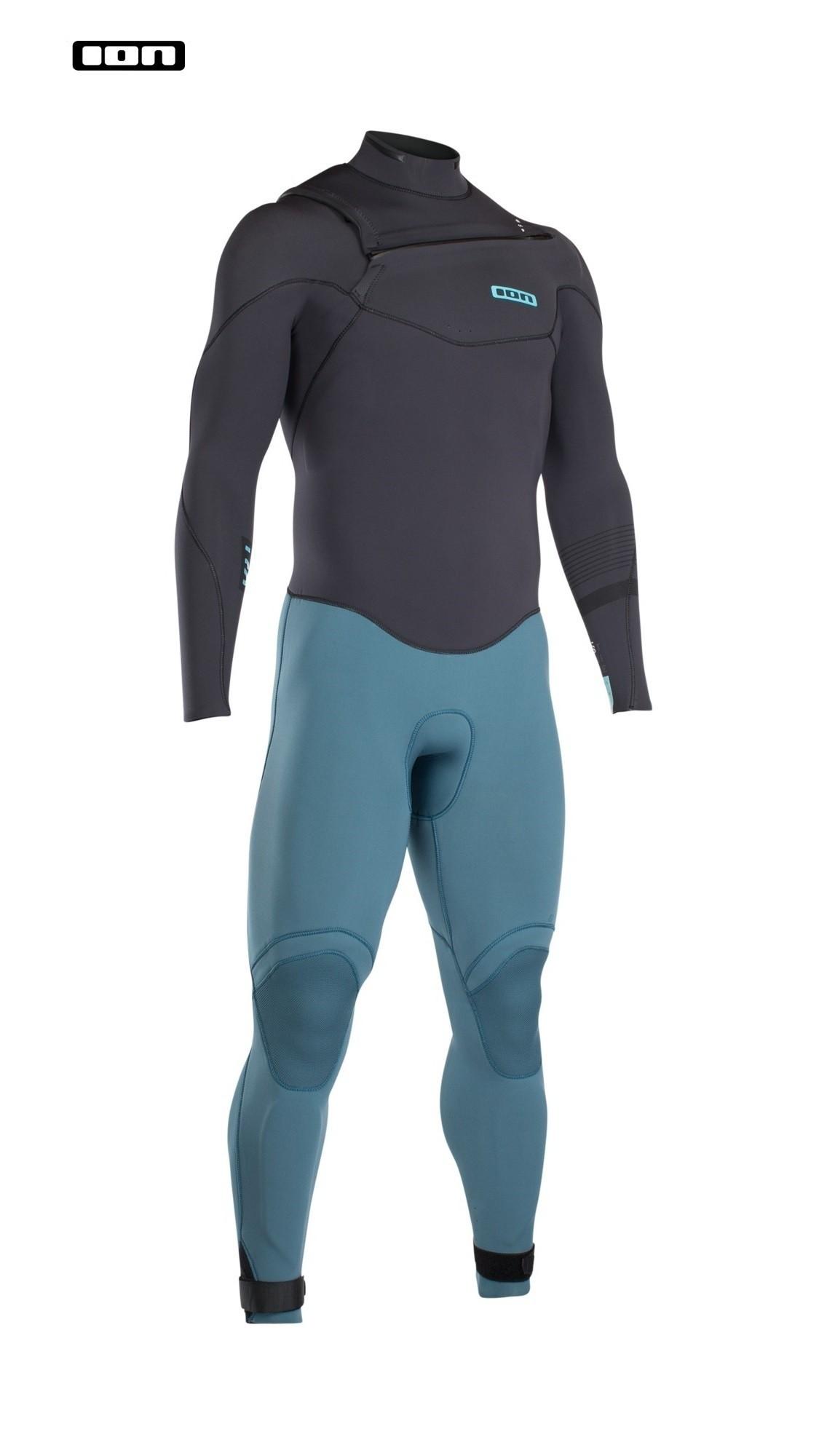 Ion wetsuit Strike Amp 5.5 front zip