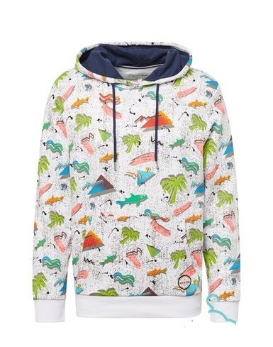 Maui and Sons heren hoodie