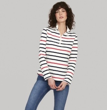 Tom Joules Fairdale stripe sweater