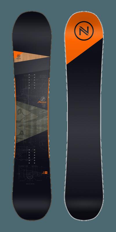 Nidecker snowboard Platinum 2018