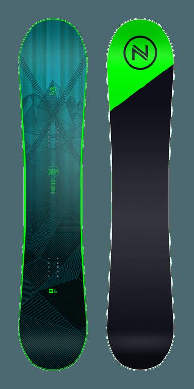 Nidecker snowboard Axis 2018