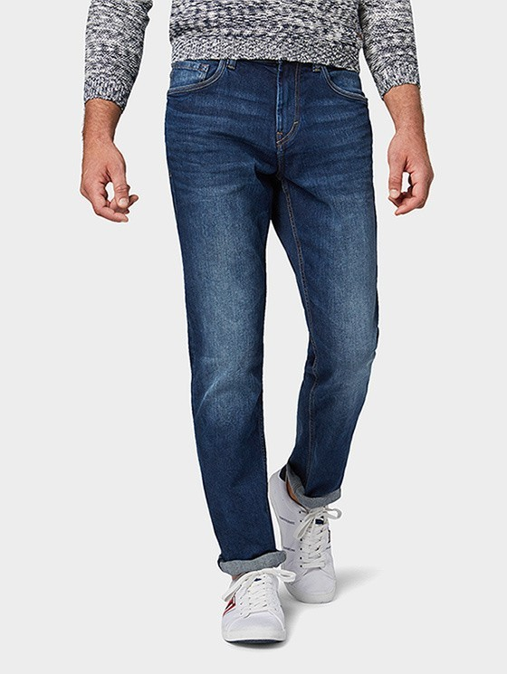 Tom Tailor heren jeans Regular Slim fit Josh